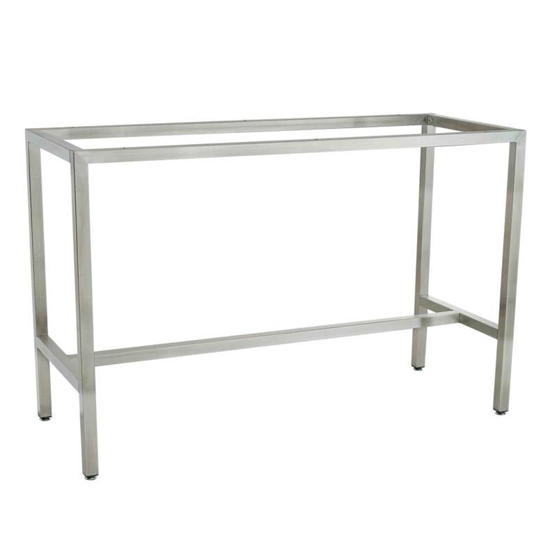 304 Grade Stainless Steel Bar Table Frames Quicksew