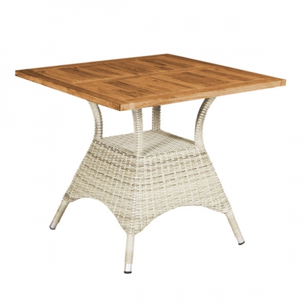 Timber/Wicker Tables
